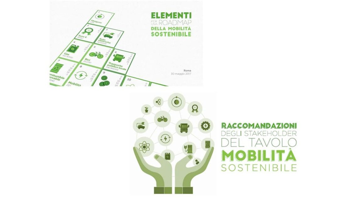 Una road map per la mobilità sostenibile