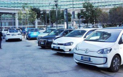 A Milano 500 auto elettriche per il raduno più silenzioso ed ecosostenibile d'Italia