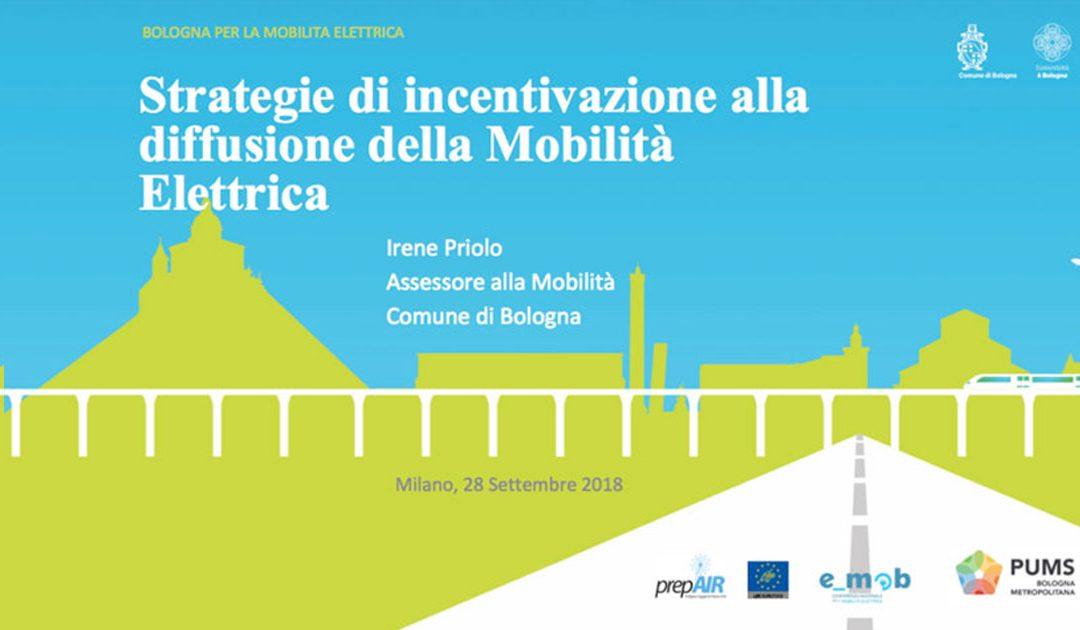 Strategie di incentivazione alla diffusione della Mobilità Elettrica