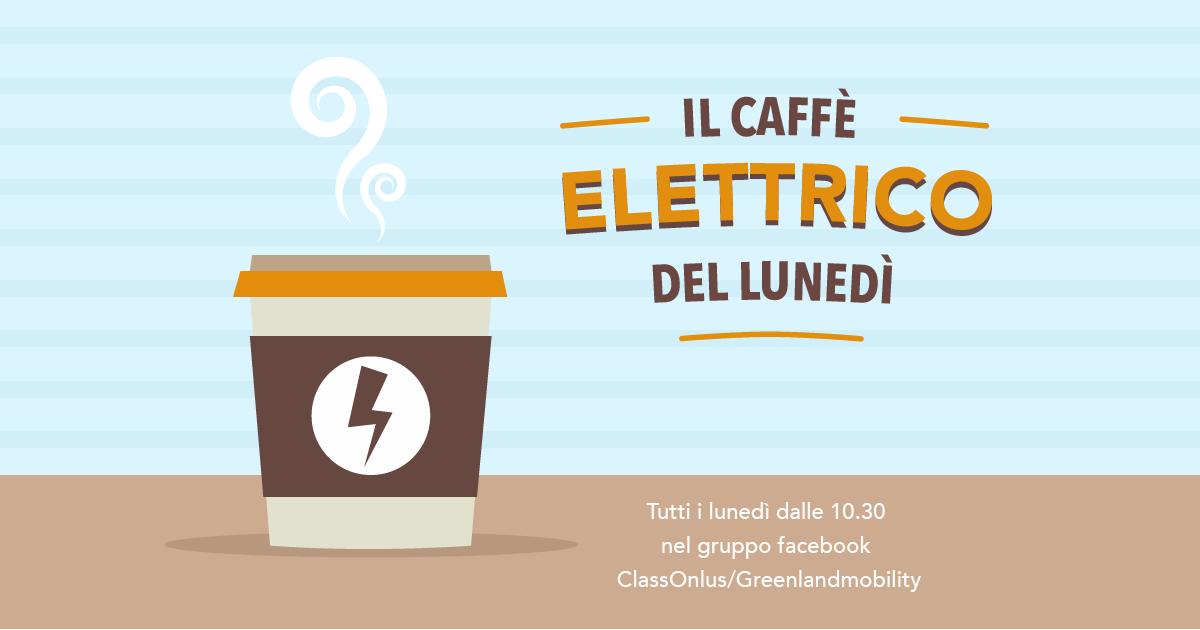 caffè elettrico class onlus e_mob
