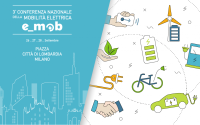 e_mob 2019: la 3^ conferenza nazionale della mobilità elettrica