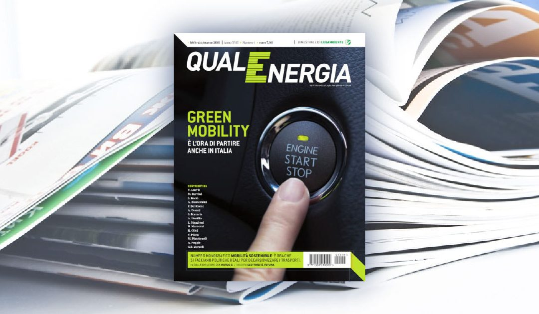 Green Mobility, è ora di parlarne.