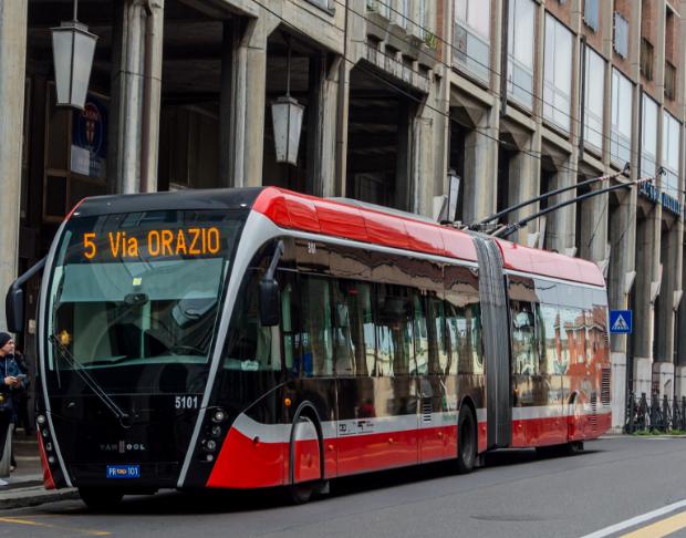 Il ritorno del filobus