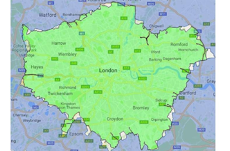 A #Londra nasce la #ZTL più rigida al mondo