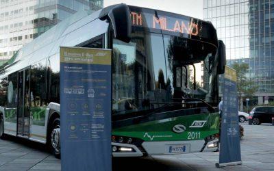 Cresce il mercato dei bus ecologici #MobilitàElettrica