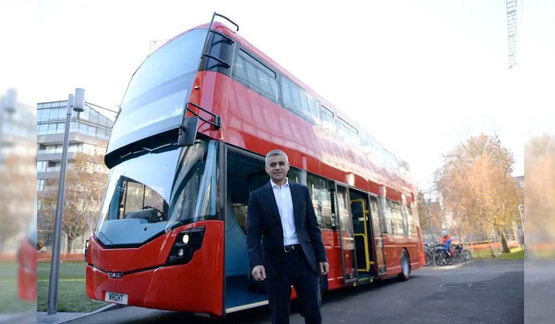 A Londra arrivano i bus a idrogeno