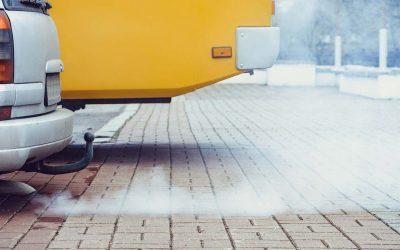 Crescono le emissioni dei trasporti