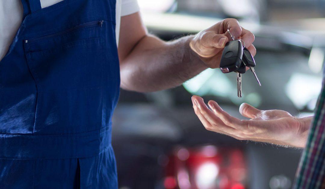 La manutenzione dell'auto elettrica