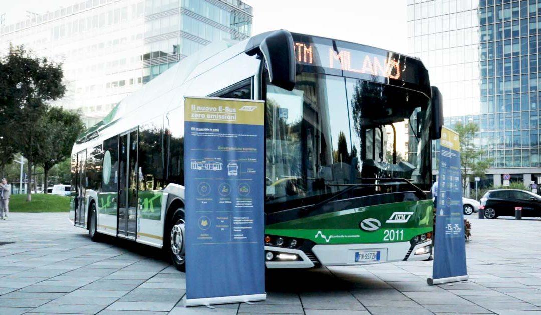 ATM sempre più green: dal 2030 banditi i mezzi a diesel