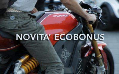 Le novità sugli ecobonus a due ruote secondo Michele Moretti