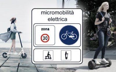 Precisazioni sul decreto della #micromobilità