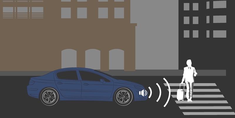 Cicalino auto elettriche: le norme