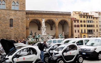 Auto elettriche a Firenze: le agevolazioni
