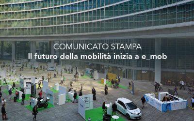 Il futuro della mobilità inizia a e_mob