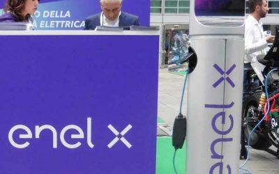 Enel X dà nuovo slancio alla mobilità sostenibile triplicando la sua rete di punti di ricarica pubblici di veicoli elettrici attraverso la collaborazione con Allego, Bosch e Innogy