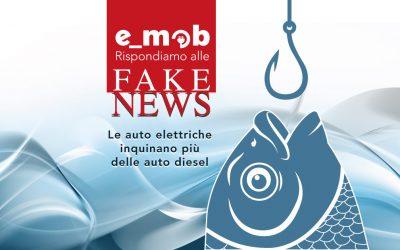 Le auto elettriche inquinano più delle auto diesel?