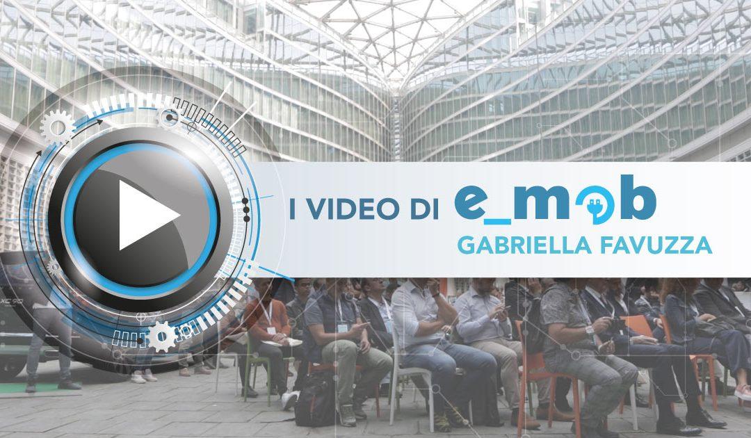 I convegni di e_mob: Gabriella Favuzza