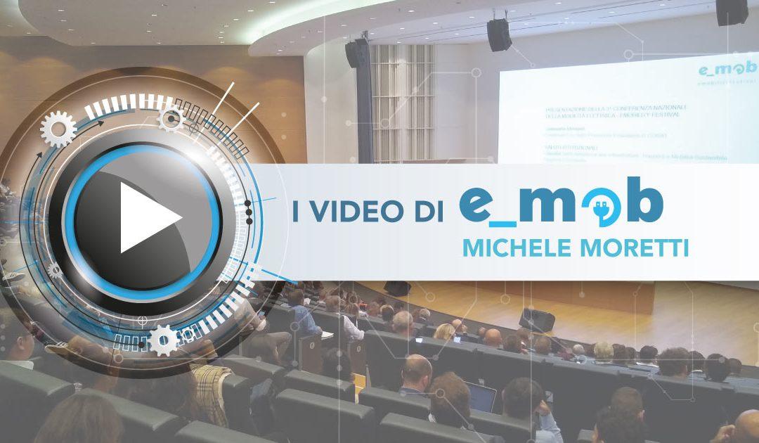 I convegni di e_mob: Michele Moretti