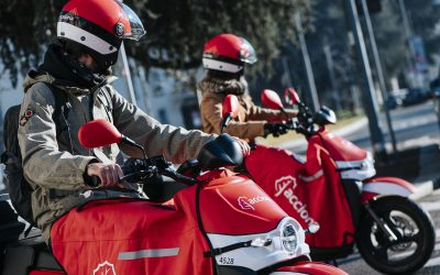 Acciona a Milano con lo sharing dei suoi scooter 100% elettrici