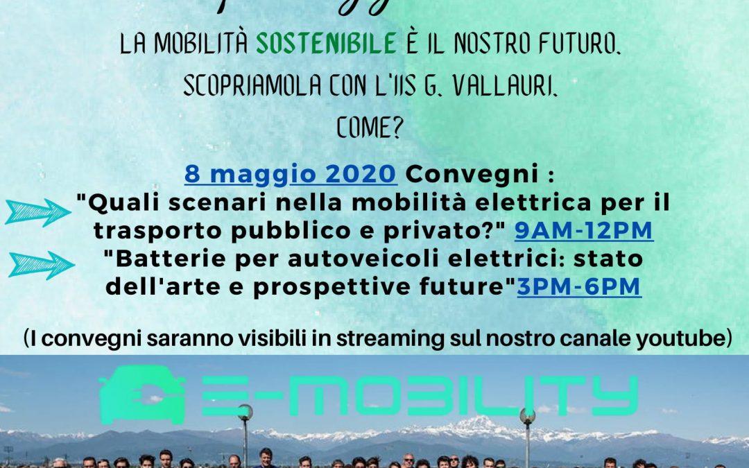 L'E-mobility Fossano va in diretta su youtube