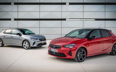 Opel estende la gamma di Corsa-e con batteria elettrica