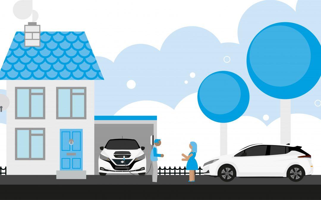 Guida Nissan per l'automobilista elettrico