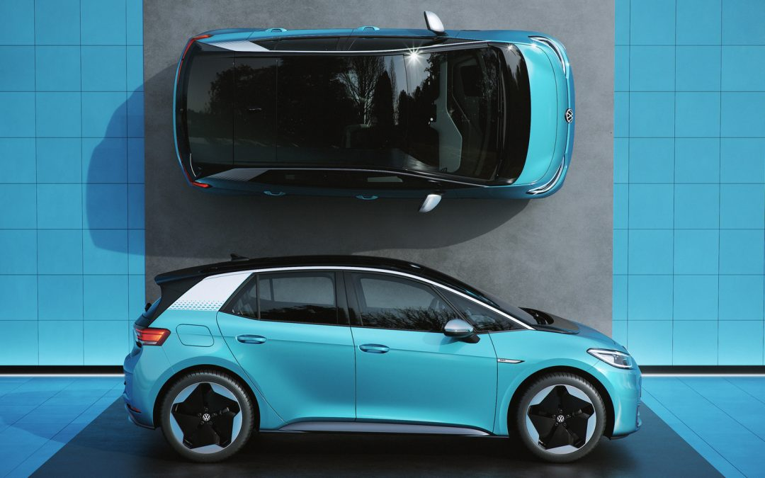 Al via la nuova mobilità elettrica Volkswagen: aperti gli ordini della gamma ID.3