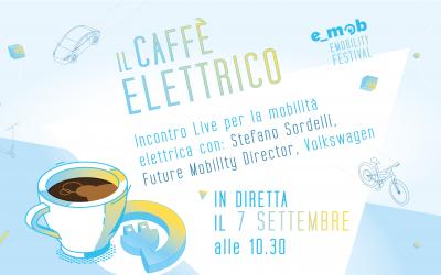 Segna la data: Caffè Elettrico con Volkswagen