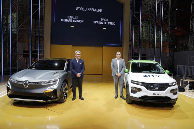 Renault eWays: verso la mobilità a zero emissioni