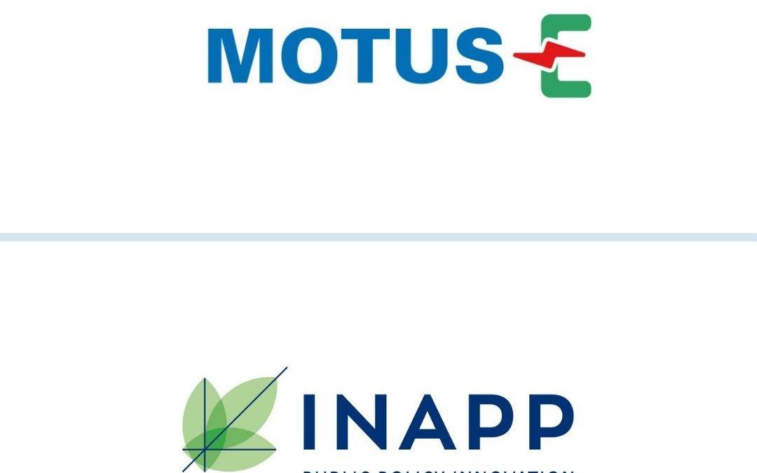Lavoro, INAPP e Motus-E insieme per valorizzare E-mobility in Italia