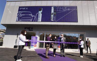 Enel X Store di Roma: la prima area urbana per la ricarica ultrafast con soluzioni smart per la casa e la mobilità