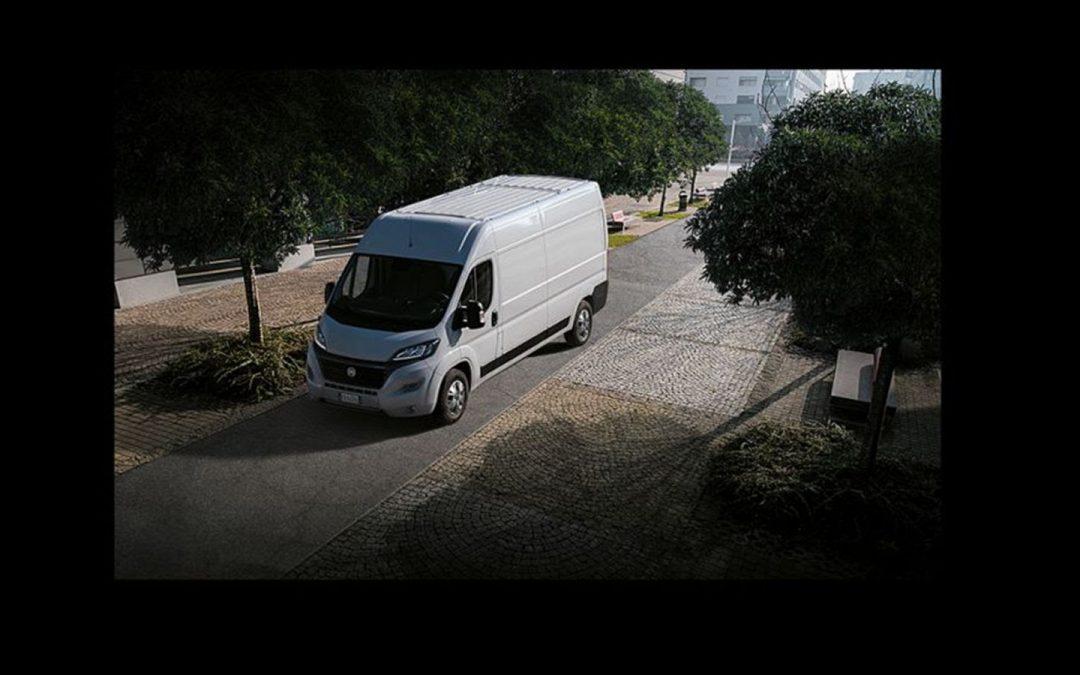 Al via gli ordini dell'innovativo E-Ducato di Fiat Professional, la versione elettrica del veicolo di riferimento nel mercato