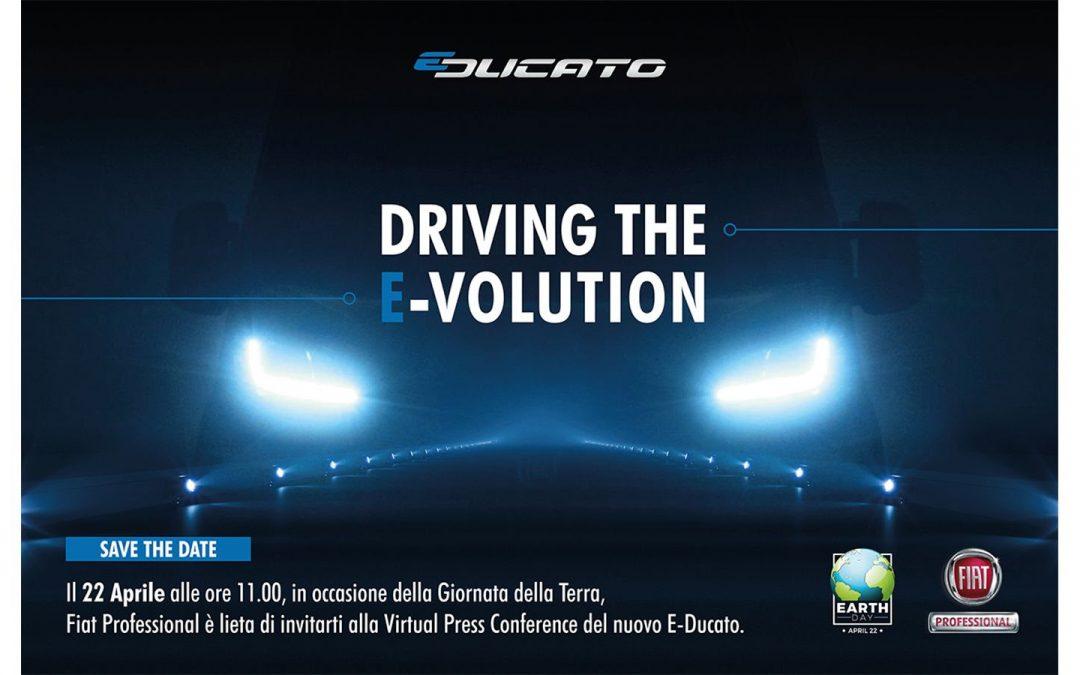 Save the date: E-Ducato Virtual Press Conference