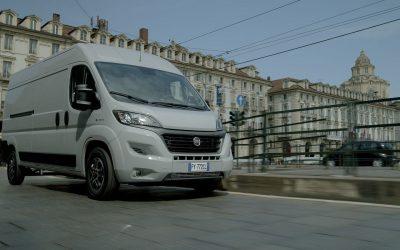 Fiat Professional presenta alla stampa il nuovo E-Ducato, veicolo 100% Ducato, 100% elettrico, pronto a ogni missione