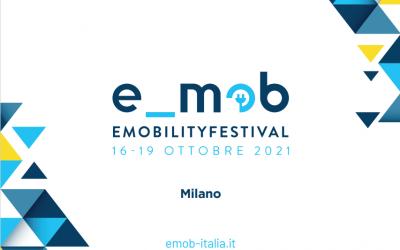 e_mob 2021, online la presentazione
