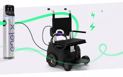Enel X: Avanchair, rivoluzionando il mondo delle sedie a rotelle