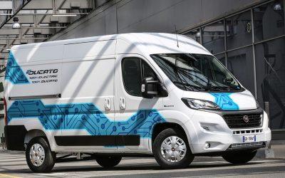 """E-Ducato, il veicolo professionale a zero emissioni nato da un """"Progetto Pilota"""" realizzato insieme ai clienti"""