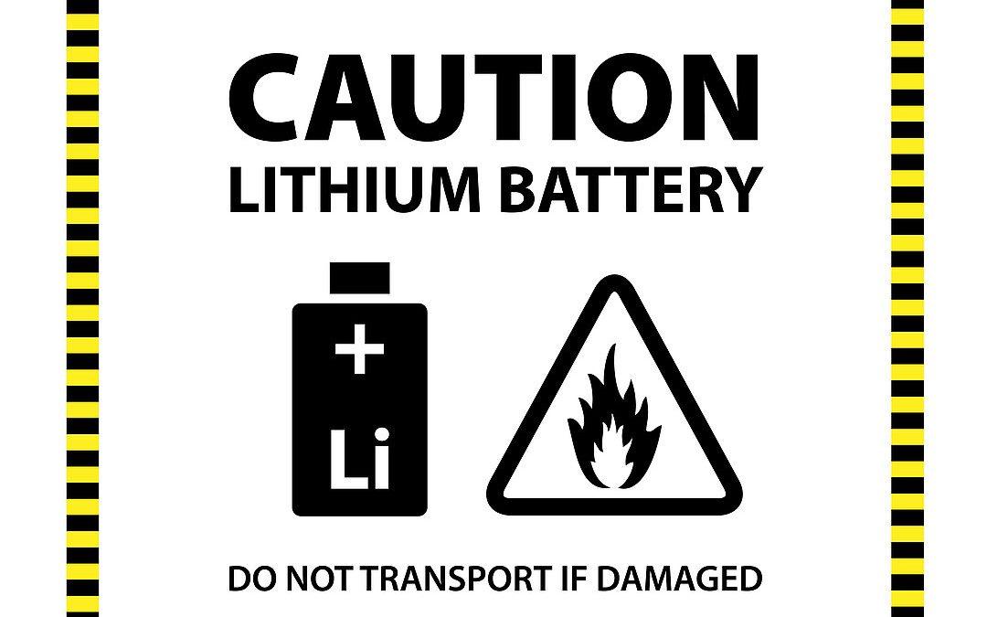 Cobat: Batterie al litio, linee guida per gestirle in sicurezza