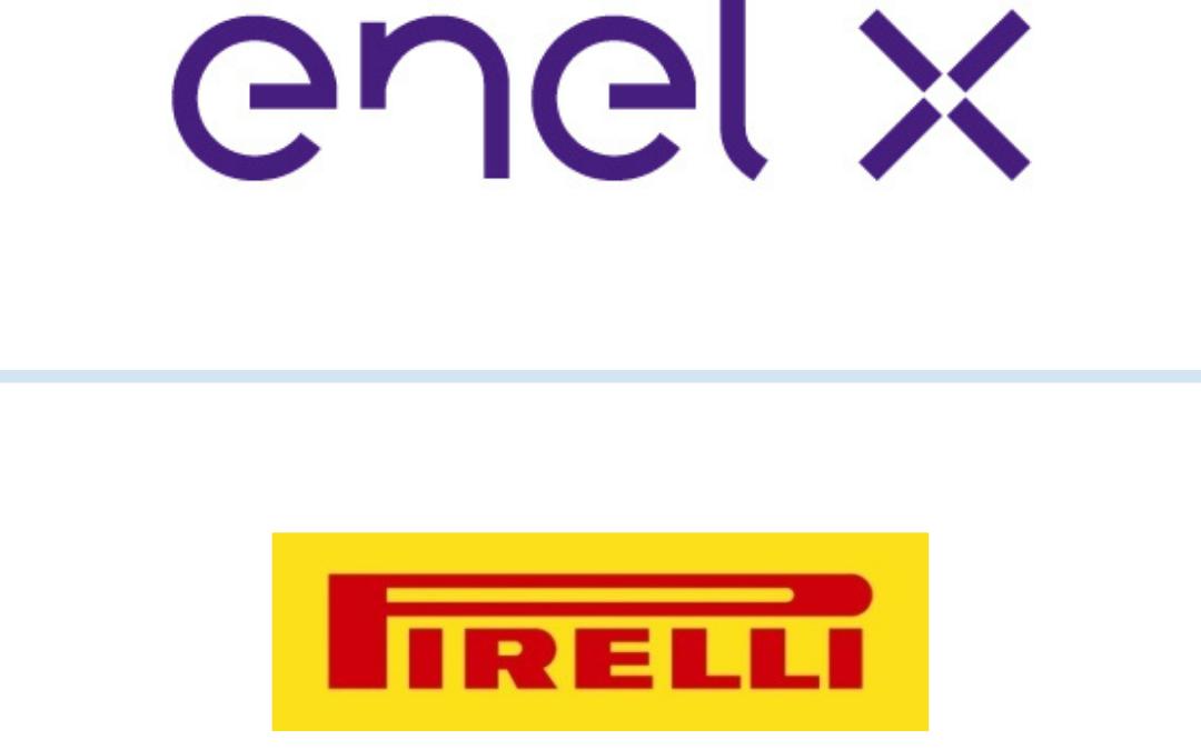 Enel X: insieme a Pirelli per portare le infrastrutture di ricarica per auto elettriche nei gommisti driver
