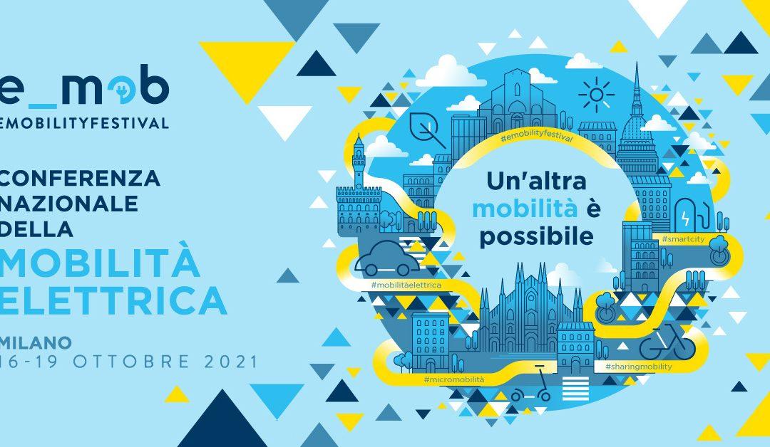 Comunicato stampa – e_mob 2021, un'altra mobilità è possibile
