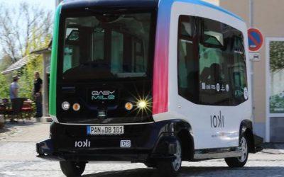 TPL: a Lipsia bus elettrici senza conducente