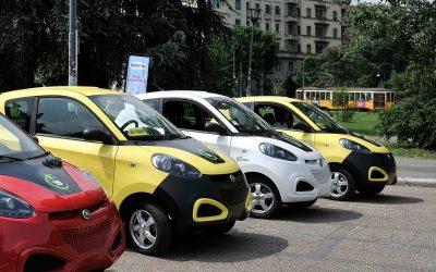 Sharing Cities, dieci nuove aree di ricarica elettrica a Milano