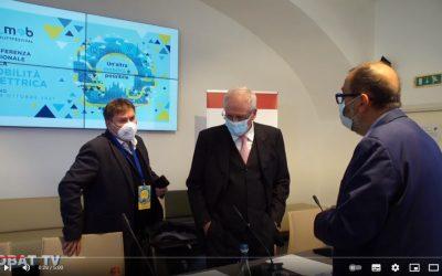 Cobat TV: e_mob 2021, la rivoluzione elettrica sbarca al Duomo di Milano